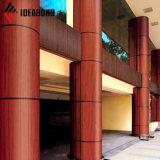 Ideabond desarrollado colgando de la instalación del Panel Compuesto de Aluminio