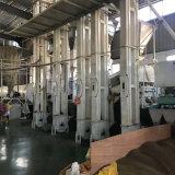 Buchweizen-Schäler-und Getreidemühle-Maschinen-komplette Pflanze