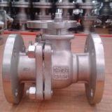DIN F4 Ggg50 Dn100 연성이 있는 철 게이트 밸브