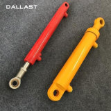 Amplamente usado de dupla ação pequeno cilindro hidráulico para caminhões agrícolas