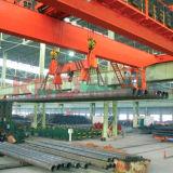 Opheffende Magneet voor de Behandeling van Materiaal in Staalfabriek