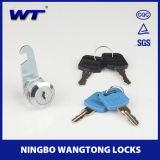 Fechamento de porta novo do gabinete do metal da liga 20mm/25mm do zinco de Wangtong