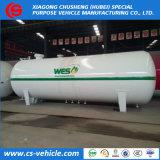 réservoir du réservoir 15tons LPG de remboursement in fine de gaz de 30m3 LPG avec des accessoires de sûreté