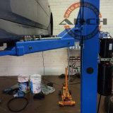 Marcação de duas colunas hidráulico de elevação Carro Auto Grua de Equipamentos de oficina