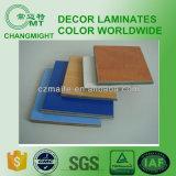 プラスチックによって薄板にされるSheet/HPLシートか建築材料