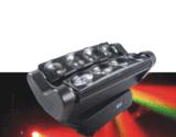 Перемещение блока цилиндров 8X12W RGBW 4в1 привело в силу света крестовины