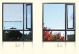 Fuxuan rupture thermique en aluminium Vertical Ouverture de la fenêtre