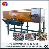 Wervelstroom voor de Gebruikte Blikken die van de Drank van het Aluminium Recycling sorteren