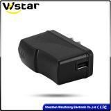 5V 2AAdapter USB met de EU ons Britse Stop