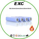 18650 batería de litio para equipos médicos