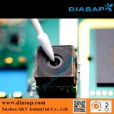 Tampons de coton industriels inclinés par coton principal pointu pour le module de lentille (SF-005)