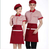 Vêtements de travail /Fast-Food Fast-Food Restaurant Restaurant Restaurant Vêtements/Fast-Food uniforme