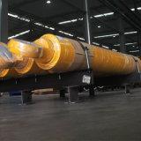 Alguma cor do cilindro hidráulico para a maquinaria da engenharia com Qualiity elevado