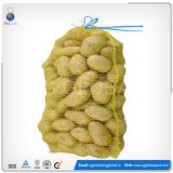 Горячие вкладыши Raschel PE сбывания 25kg для упаковывая картошек