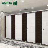 Divisórias de superfície contínuas comerciais do toalete