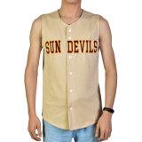 Healongの上の販売の販売のためのスポーツ・ウェアによってカスタマイズされる昇華野球ジャージー