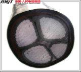 Fabricant de la Chine à la norme CEI 1 à 5 coeurs isolés en polyéthylène réticulé Armourd Câble d'alimentation en aluminium