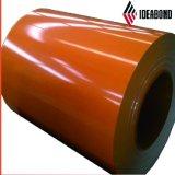 Les matériaux de construction industrielle de la bobine d'aluminium