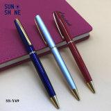 Promoción regalo Publicidad Logotipo personalizado Pen Bolígrafo metálico