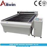 Macchina per incidere di taglio del laser di CNC della Cina con la Tabella della lamierina