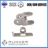 精密はイギリスの機械で造られた構成の鋼鉄鋳造の投資鋳造の製造を回した