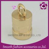 Пользовательские моды Колокол Металлический кулиской конец шнура по пошиву одежды упор для принадлежностей