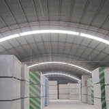 De pvc Gelamineerde Raad van het Plafond van het Gips met Aluminiumfolie Backing631