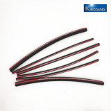 Schwarze Farbe 2 Zoll hydraulische Hochtemperaturschlauch-