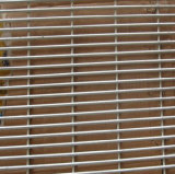 Anti-Arrampicare la rete fissa--- Murare la rete fissa del giardino