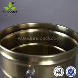 ペンキ、コーティングまたは他の化学製品のための鋼鉄ハンドルが付いている4.75ガロンの金属のバケツ