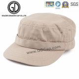 2016 La Máxima calidad de la moda Cool Militar del Ejército de lavado de molienda de la tapa con el logotipo personalizado