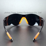 UV400 de Bril van de Veiligheid van de bescherming met Zachte Uiteinden (SG102)