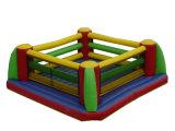 Il Bouncer gonfiabile mette in mostra il gioco per inscatolamento, saltando, combattendo, sparante ecc