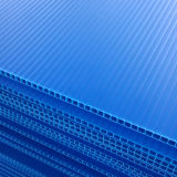 Лист пластмассы PP материальный Twinwall