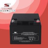 Bateria profunda do ciclo da bateria solar da bateria 12V38ah do gel da bateria recarregável