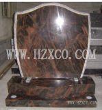 Pietra del memoriale della pietra della testa della pietra tombale di stile di Amerian