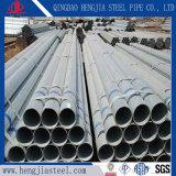 Warm gewalztes Q195-Q235 galvanisiert ringsum Stahlrohr für Baugerüst