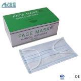 Alta qualidade de venda quente máscara protetora descartável médica de 3 dobras