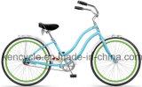 bicicleta do cruzador da praia 24inch/senhora Praia Cruzador Bicicleta/bicicleta do cruzador praia da menina