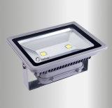 Reflector al aire libre 100W de /LED de la luz de inundación de la MAZORCA LED del IP 65