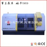 Torno horizontal de la buena calidad para el molde de aluminio de torneado (CK61200)