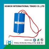 Cbb65 capacitor enchido óleo de rícino 40UF