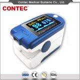 Contec Ce/FDA USBのポートの指先のパルスの酸化濃度計