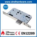 CE قفل الباب 5572 لالأبواب الخشبية مع DIN اليورو الملف الشخصي