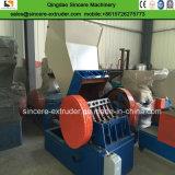 Réutilisation du broyeur en plastique de feuille de Prifle de pipe de défibreur de broyeur de machines