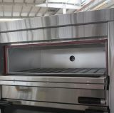 Horno profesional del pan con 8 bandejas (fabricante CE&ISO9001)