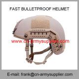 중국 도매 싼 군 Aramid UHMWPE 경찰은 탄도 헬멧 단식한다