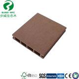 125*23мм деревянный пол Composited пластика для использования вне помещений