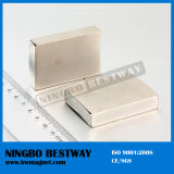 Hot Sale Super Strong Magnets NdFeB Magnet Super Powerful Magnetic China Mmm100 Mmm NdFeB N45 Block Magnets