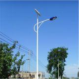 Solarprojekt 50W des Hersteller-8m von LED-Straßenlaterne
